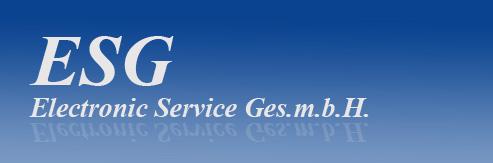 ESG Electronic Service Ges.m.b.H - Ein starker Partner - Service, Support, Reperatur, Sicherheit